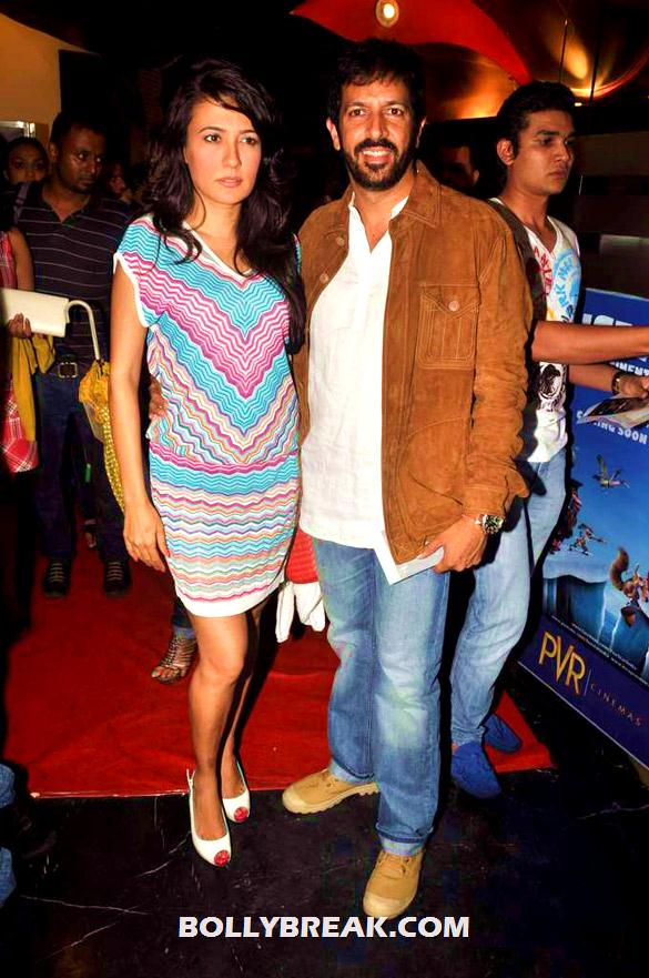 Mini Mathur, Kabir Khan - (14) - Bollywood & TV Celebs at the Premiere of 'The Dark Knight Rises'