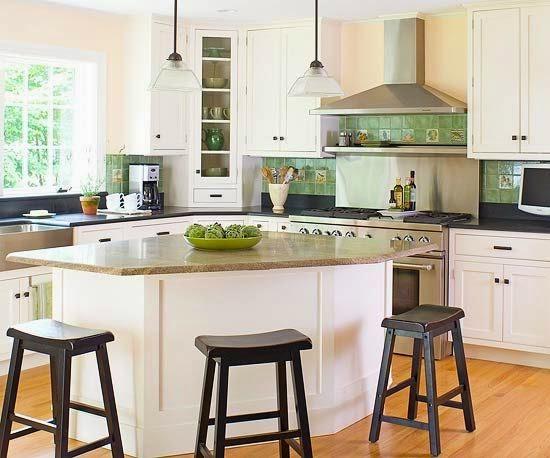 Bentuk Meja Yang Tepat Untuk Ruang Keluarga