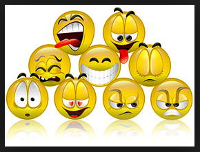 emoticon chat fb