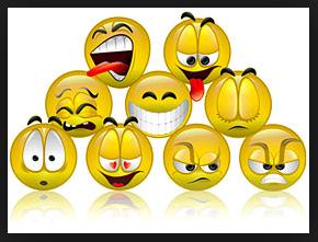 emoticon chat fb