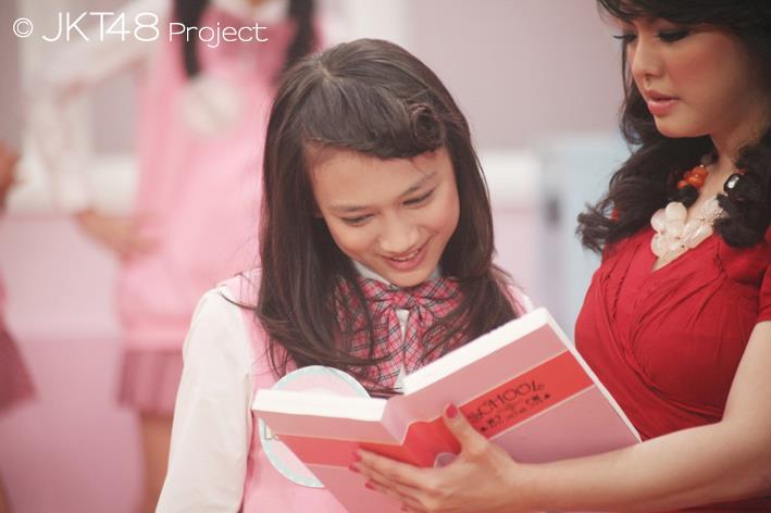 Melody JKT48 School episode 3