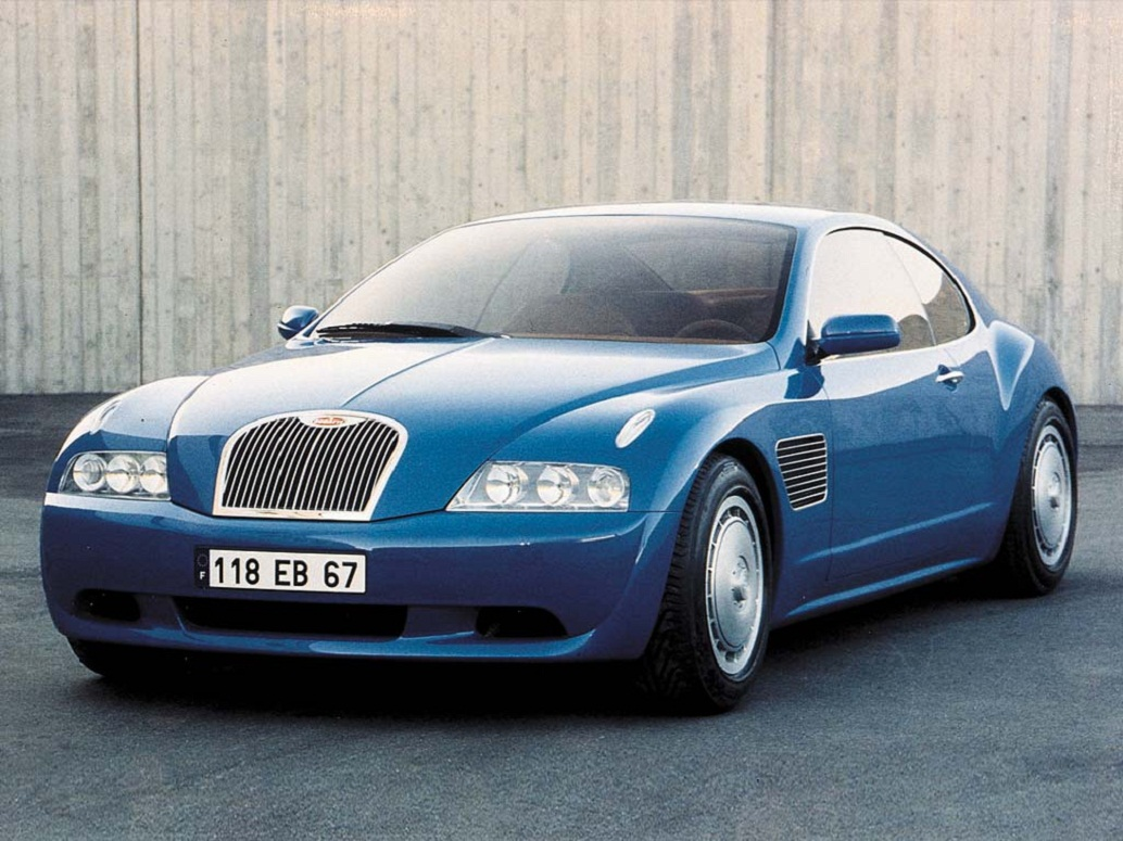 Autos World For All Bugatti 2001