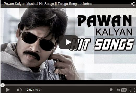 Pawan Kalyan Musical Hit Songs