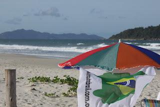 Praia de Palmas Governador Celso Ramos