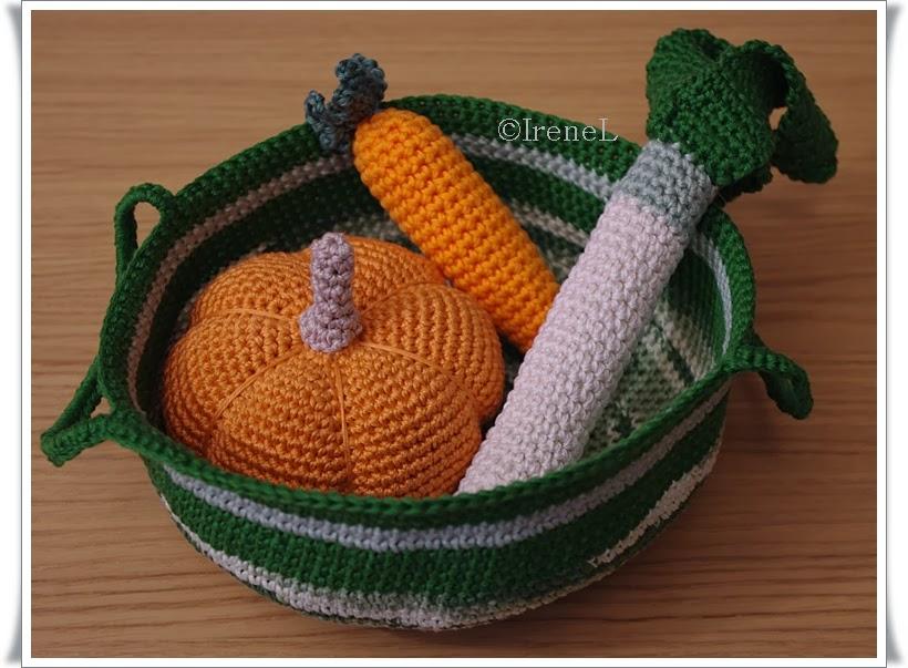 Virkade grönsaker.