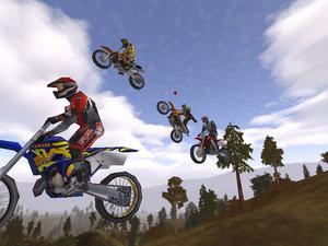 Download Racing Game Motocross Madness 2 PC Full Version