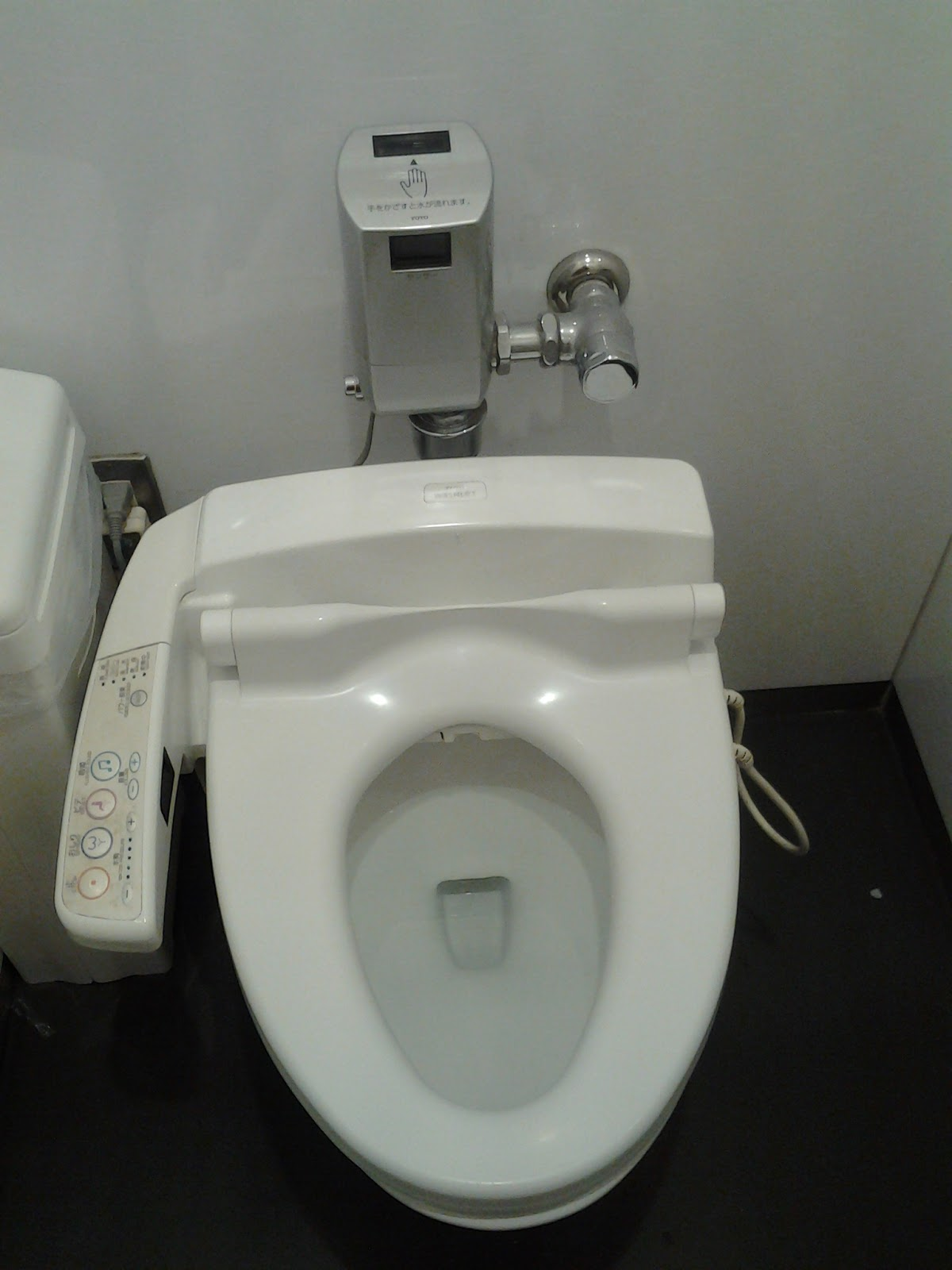 A Jaunt Through Japan The Mandatory Japanese Toilet Post