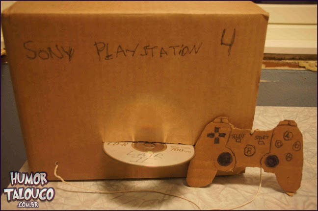 Playstation 4 natal 2013