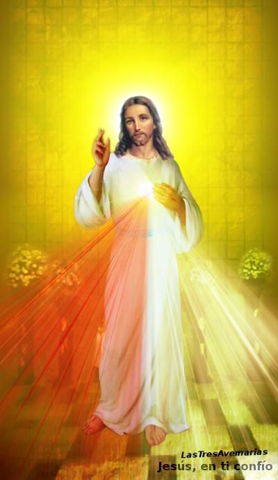divina misericordia imagen