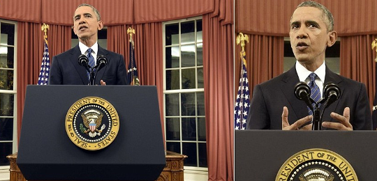 Obama Vows to destroy ISIS, and any group that tries  US.