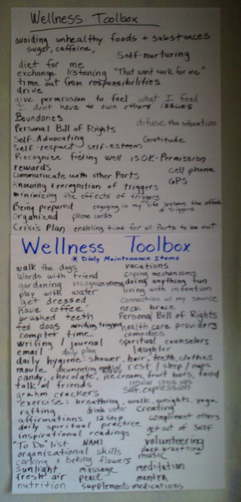 art for insight wellness tools w r a p workshop information