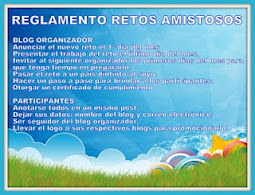 Reglamento Retos Amistosos