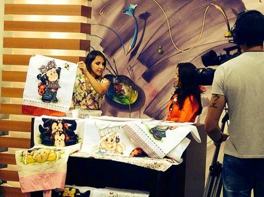 dia 19/09/2014 estarei novamente  no programa  mulher.com  tv seculo 21