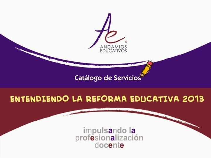 TALLERES PARA ENTENDER LA REFORMA EDUCATIVA