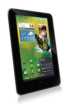 Mercury mTab Neo 2 tablet from Kobian price and specification