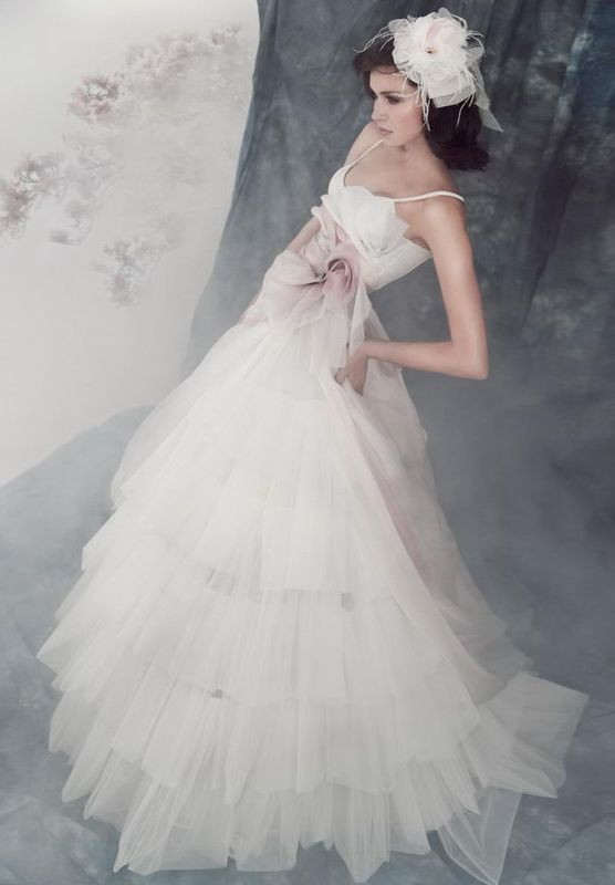dreamlike fairy tale wedding dresses