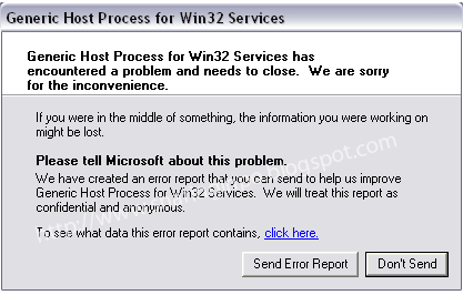 Virus Generic Host Process for Win 32