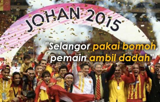 Gadis Dakwa Selangor Menang Sebab Main Kotor dan Pemain Ambil Dadah