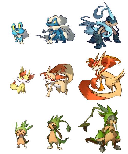 Pokemon Gen 6 Anime Characters : El rincon de mugi pokemon e y