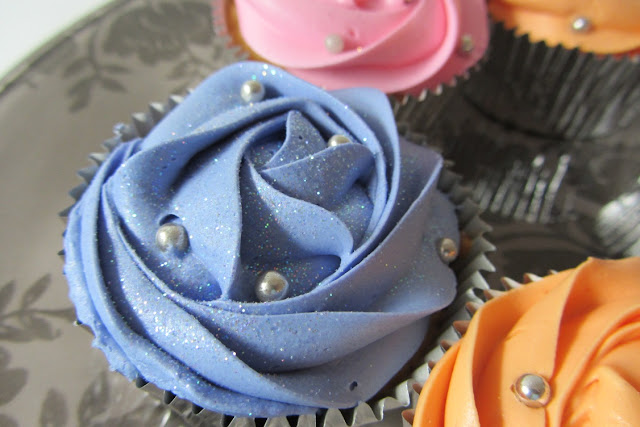 how to make bright purple icing