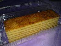 Kek Lapis Cheese