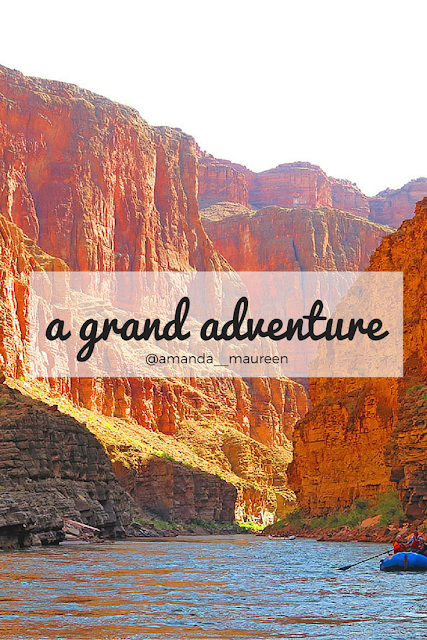 Grand Canyon, Rafting, White Water, Adventure