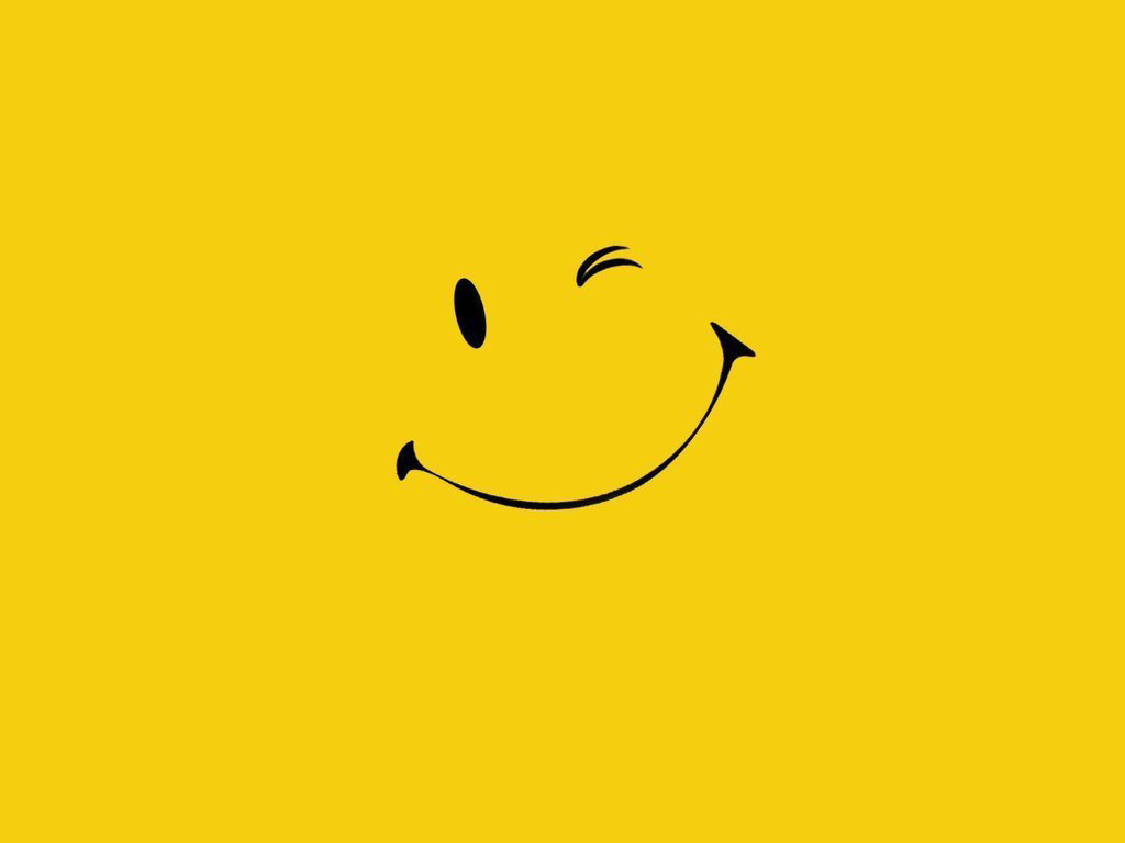 you have a smile