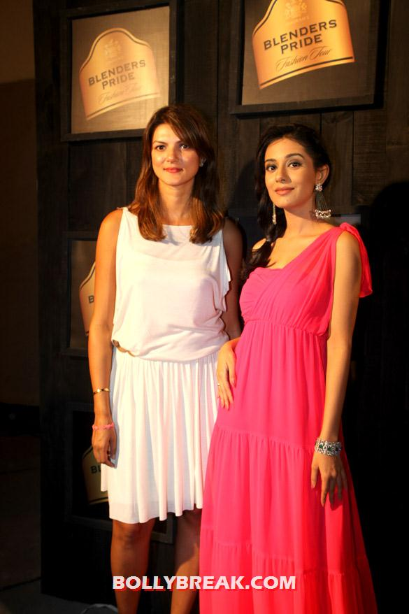 Nandita Methani, Amrita Rao Seagram's Blenders Pride Fashion Tour 2012 - Seagram's Blenders Pride Fashion Tour 2012 Photos