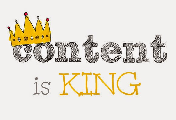 Content is King of Social Marketing