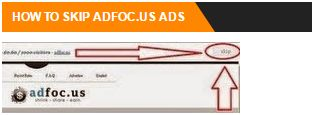 How To Skip ADFOC.US ADS