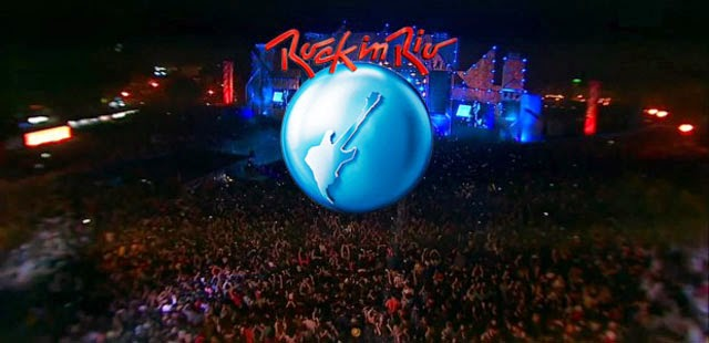 Ingresso área Vip Rock In Rio todas as informações você encontra aqui!