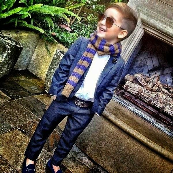 Bocah cilik paling top dan keren di instagram
