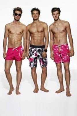Diesel men's swimsuits 2012 5