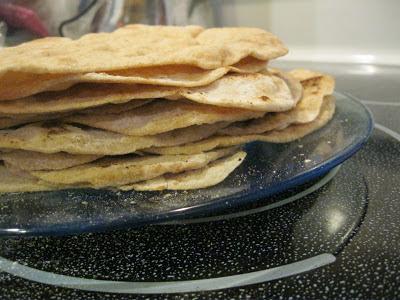 Sourdough Tortillas Recipe  (Sourdough Surprises)