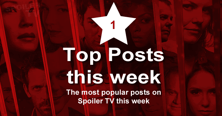 Top Posts of the Week - 30th March 2014
