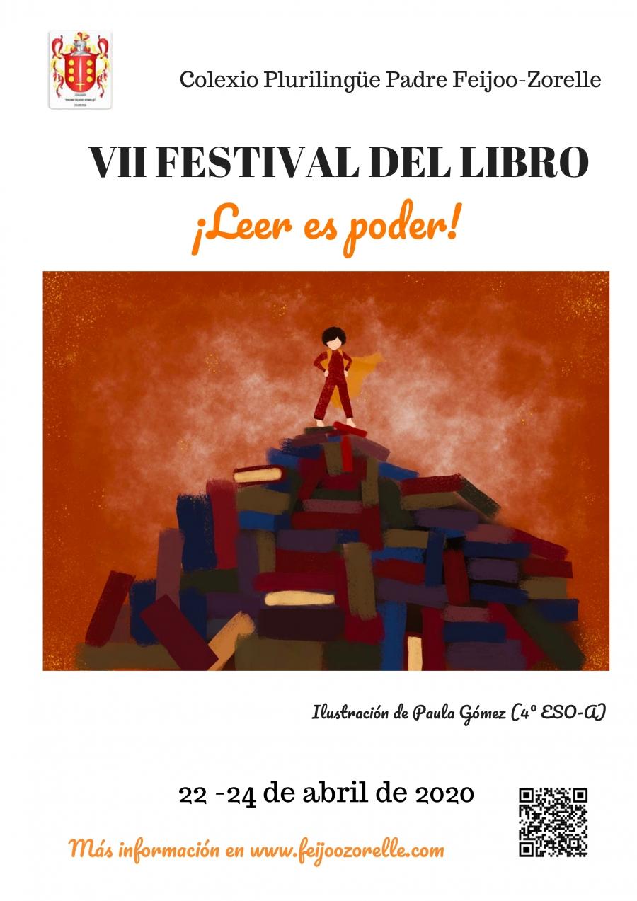 VII FESTIVAL DO LIBRO- BLOG