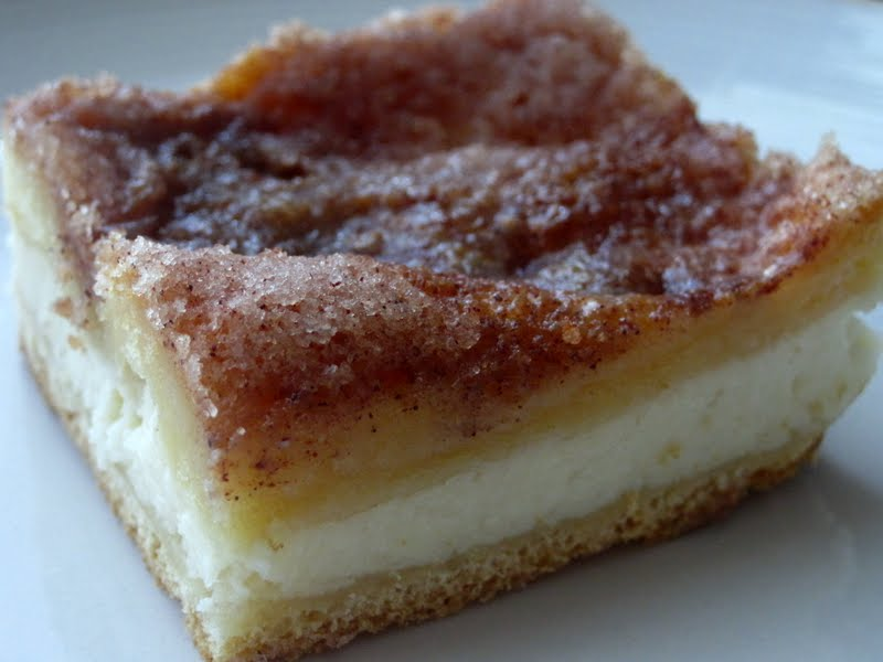 Sopapilla Cheesecake Bars Sopapilla cheesecake bars