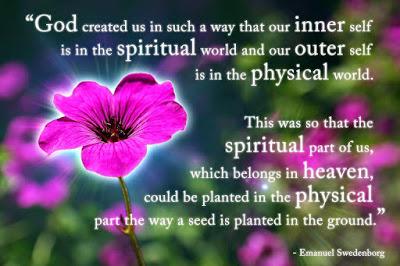 Spiritual and PhysicalWorld
