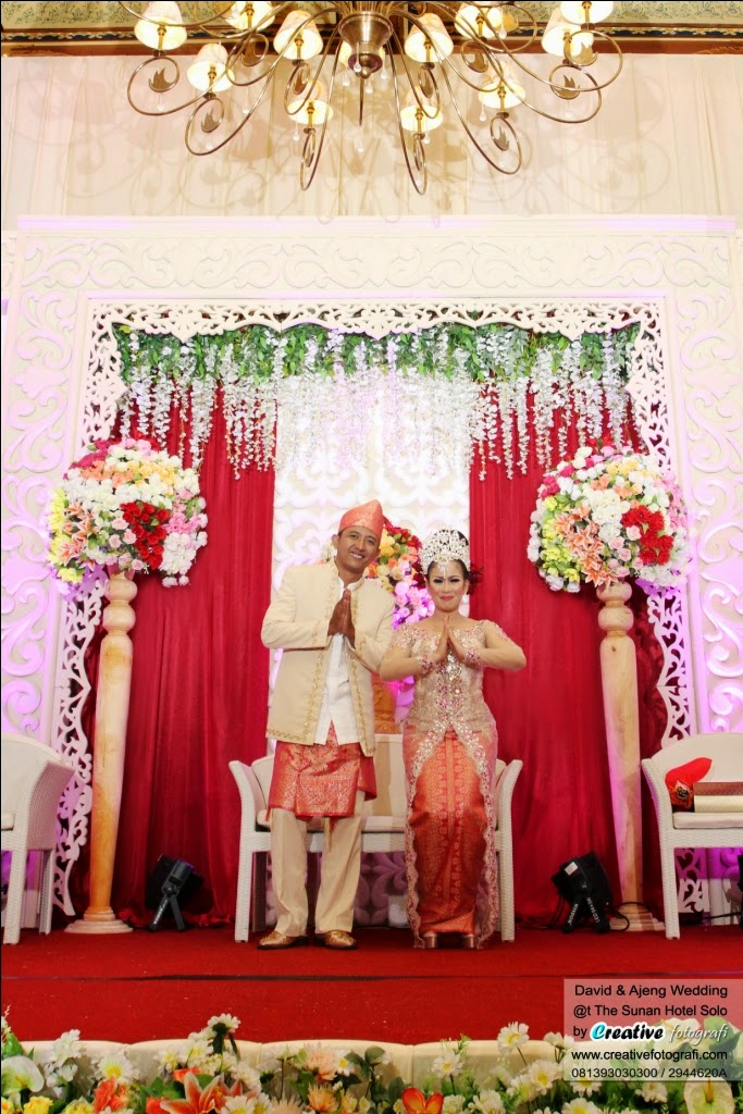 foto wedding adat padang