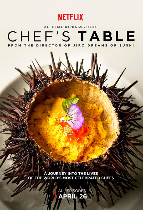 Chef's Table - Perfectionist's Porn