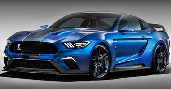 Ford Mustang 2019 2018 ford mustang gt500 shelby review ford auto ...
