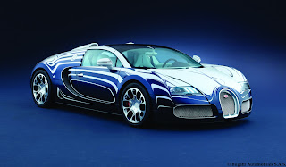 2013 Bugatti Veyron Grand Sport Special Edition Official Press White Gold 1.65million Euros