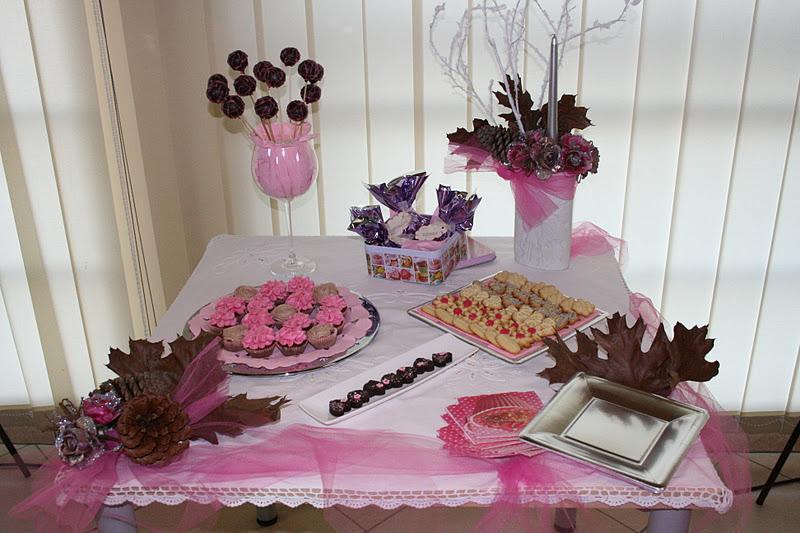 ROBINS CAKE: PICCOLO CANDY BUFFET NATALIZIO
