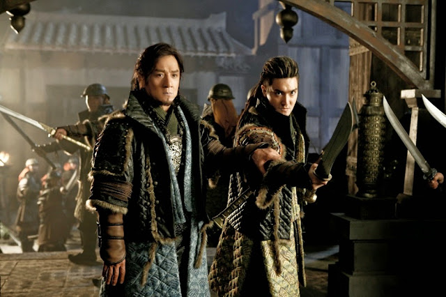 dragon blade still choi si-won jackie chan 天将雄狮