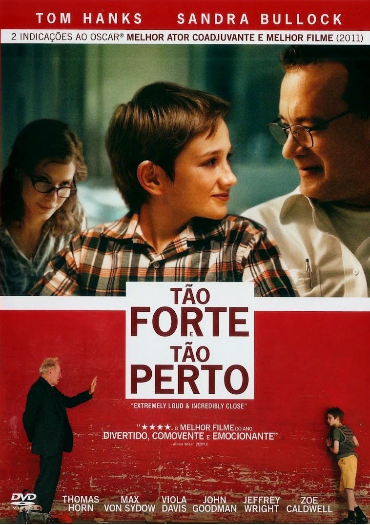 Tão Forte e Tão Perto – Dublado (2011)