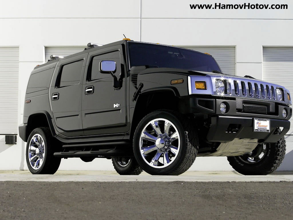 Hummer H2 | Car Wallpapers