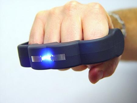 Gun self defence uk