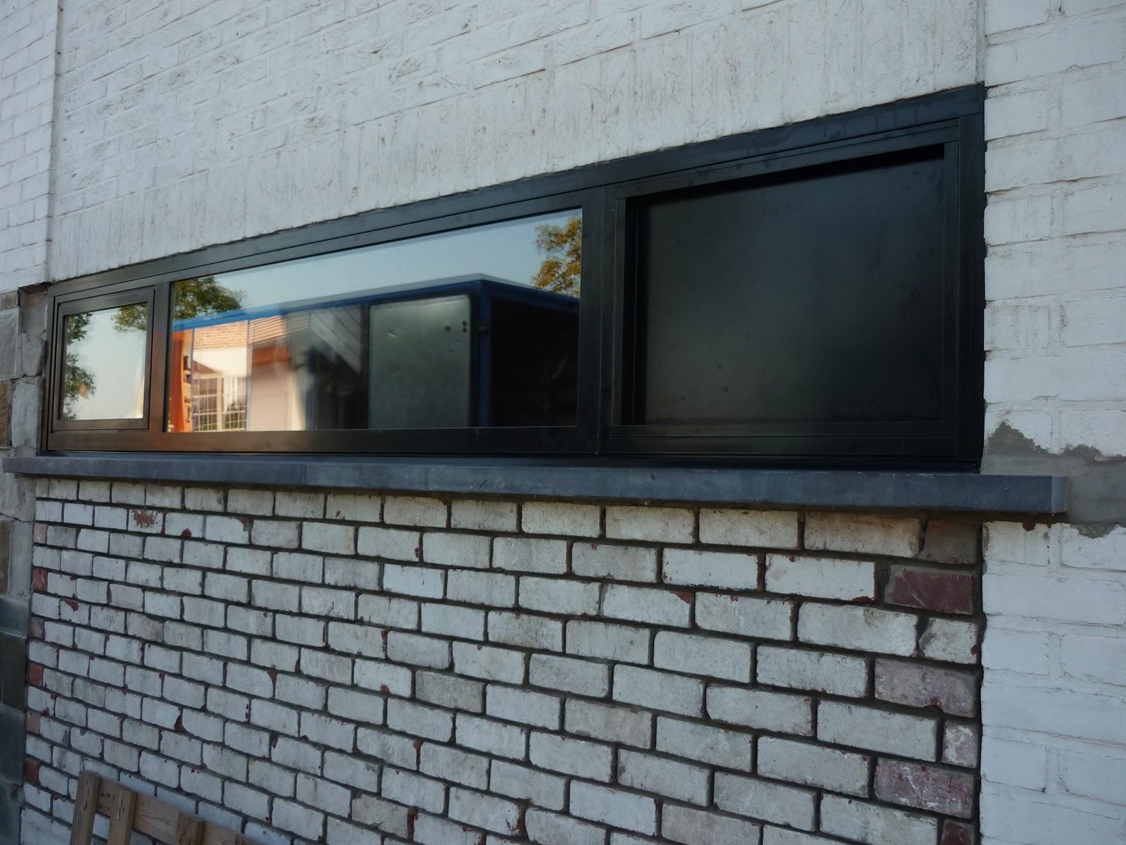 Badkamer Zonder Raam : raam vooraan badkamer achteraan links keuken ...