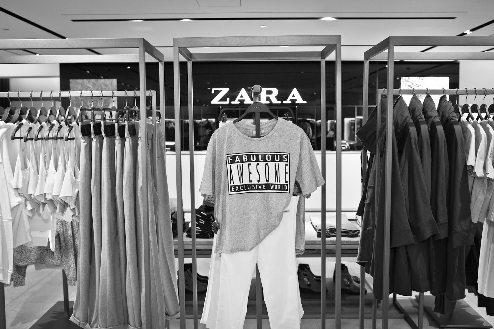 Zara Seattle
