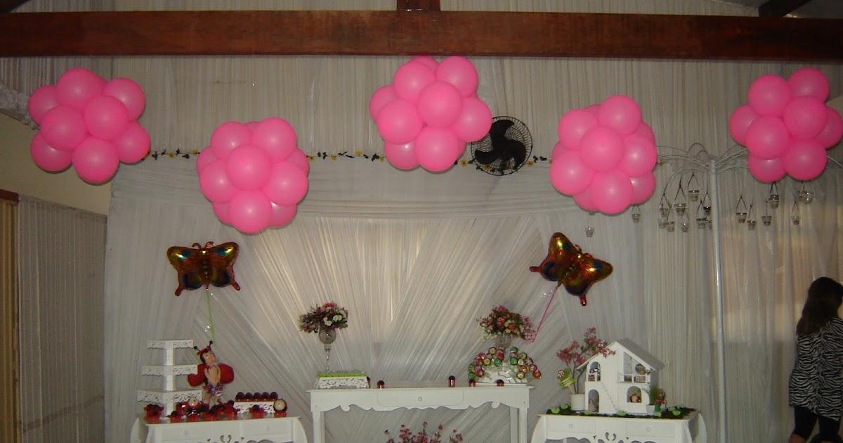 decoracao de balões jardim encantado:Priscila Arte em balões: Decoração Jardim Encantado
